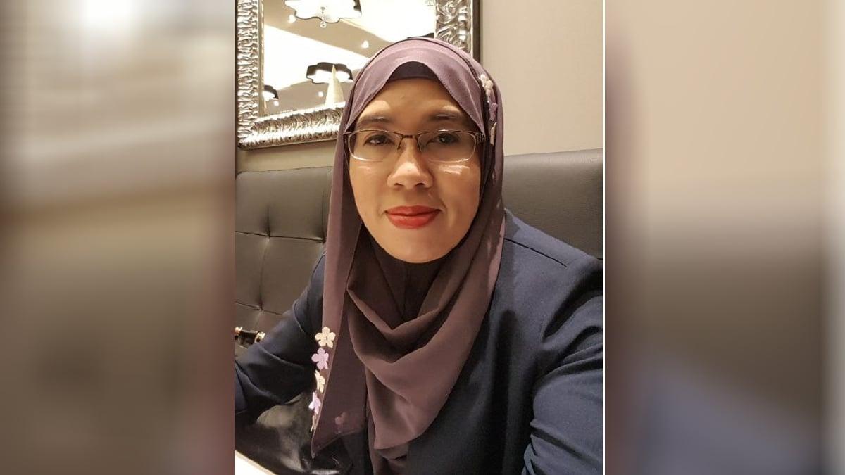 PROF Madya Zurina Hassan, 45. FOTO Ihsan Prof Madya Zurina