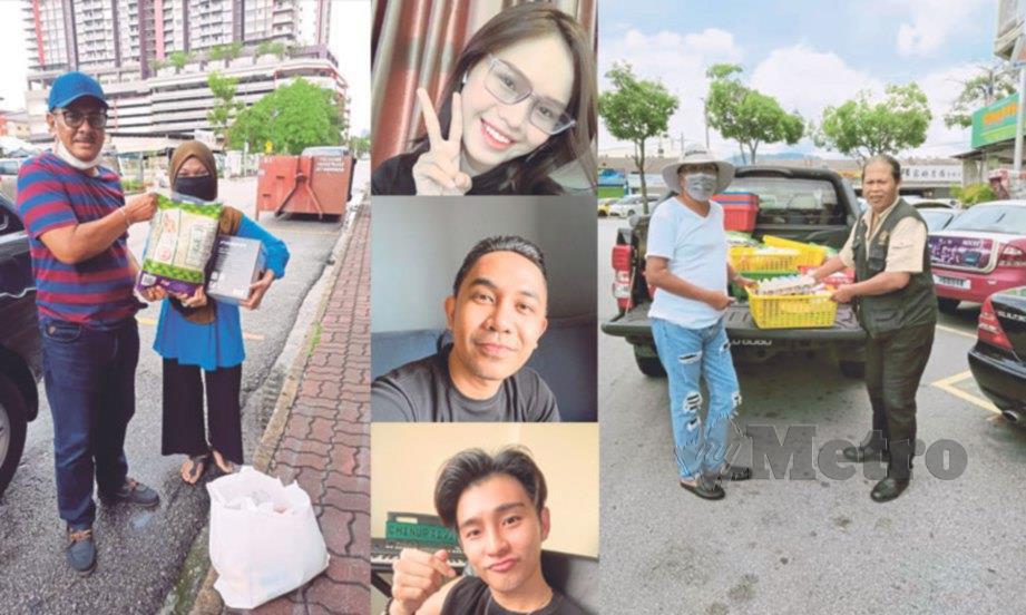 BELLA Astillah, Hafiz Hamidun, dan Alvin Chong terlibat konsert #JANGANKELUAR