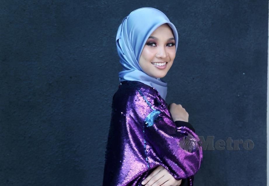 NABILA Razali. FOTO NSTP