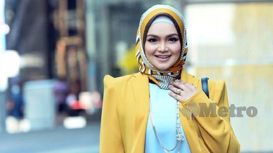 ALBUM ManifestaSITI2020 bakal dilancarkan pada 3 Julai ini. FOTO ihsan Datuk Siti Nurhaliza
