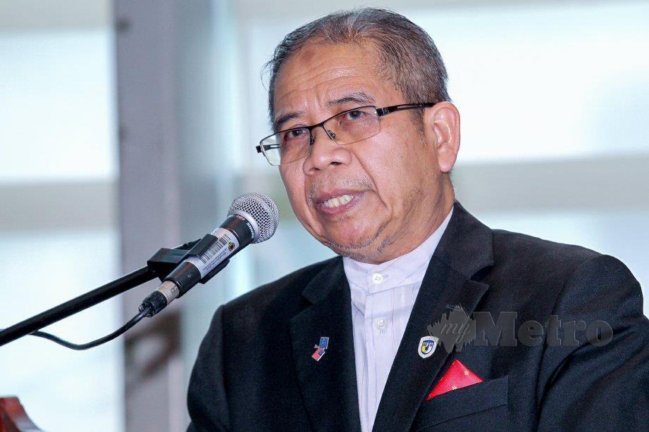 PROF. Datuk Dr Awang Sariyan. FOTO Asyraf Hamzah