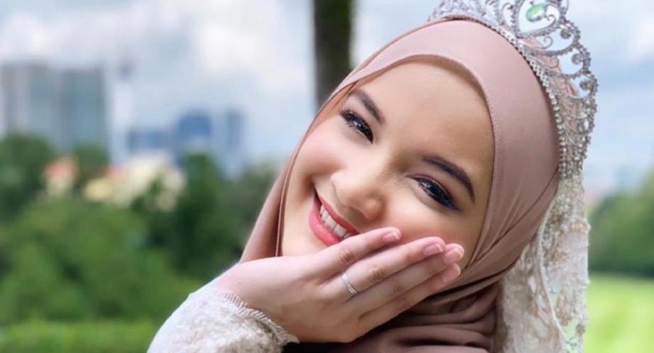 ALYA Iman. FOTO ihsan IG