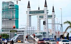 Draw bridge' Kuala Terengganu terbaik    | Harian Metro