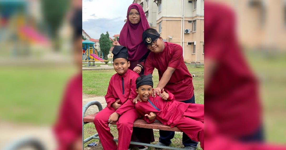 Alami Sindrom Down, tak halang remaja jadi penghafaz al-Quran