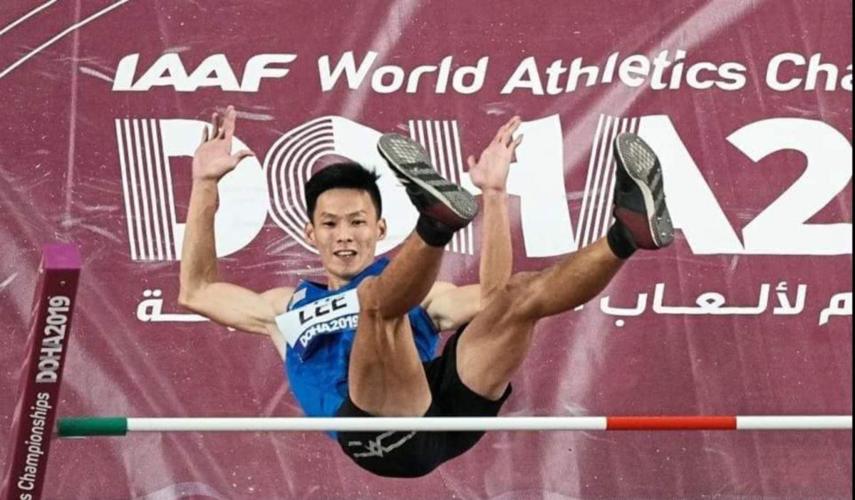 HUP Wei buru slot Olimpik buat kali ketiga.