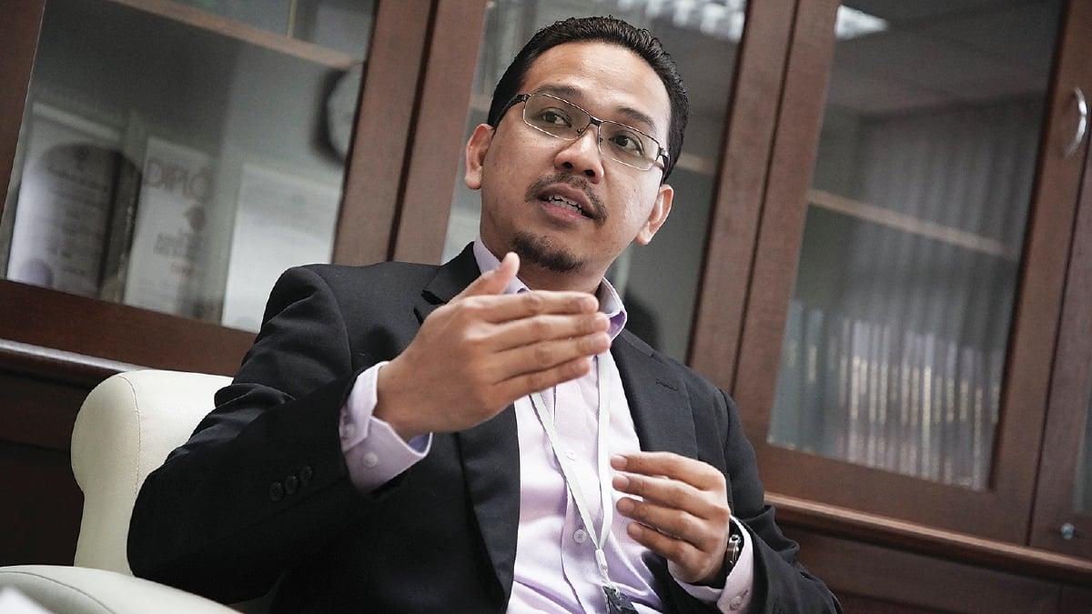 DR Mohd Fauzi