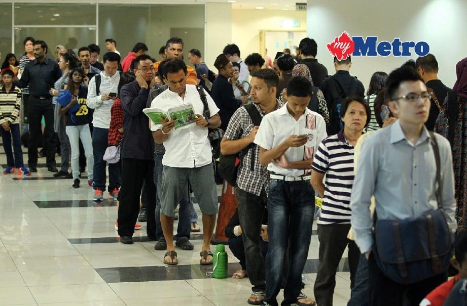 Vendor Pembekal Pasport Diarah Tingkat Bekalan