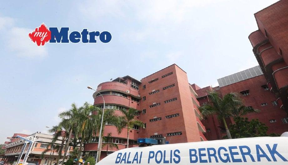Bangunan induk HSA. FOTO Mohd Azren Jamaludin