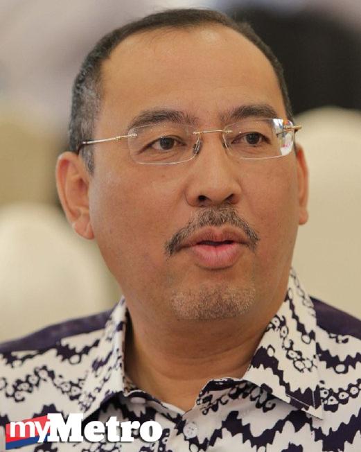Timbalan Menteri Komunikasi dan Multimedia, Datuk Jailani Johari. - Foto NSTP (Fail)
