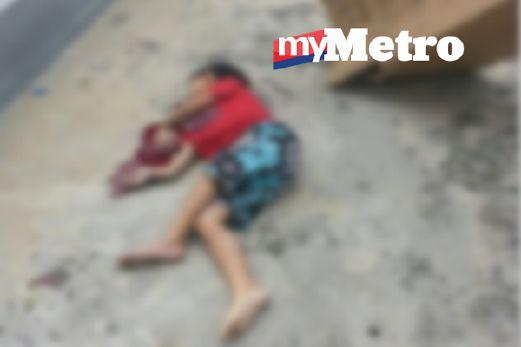 Budak 8 tahun mati jatuh tingkat 3 apartmen di Bandar Mahkota Cheras