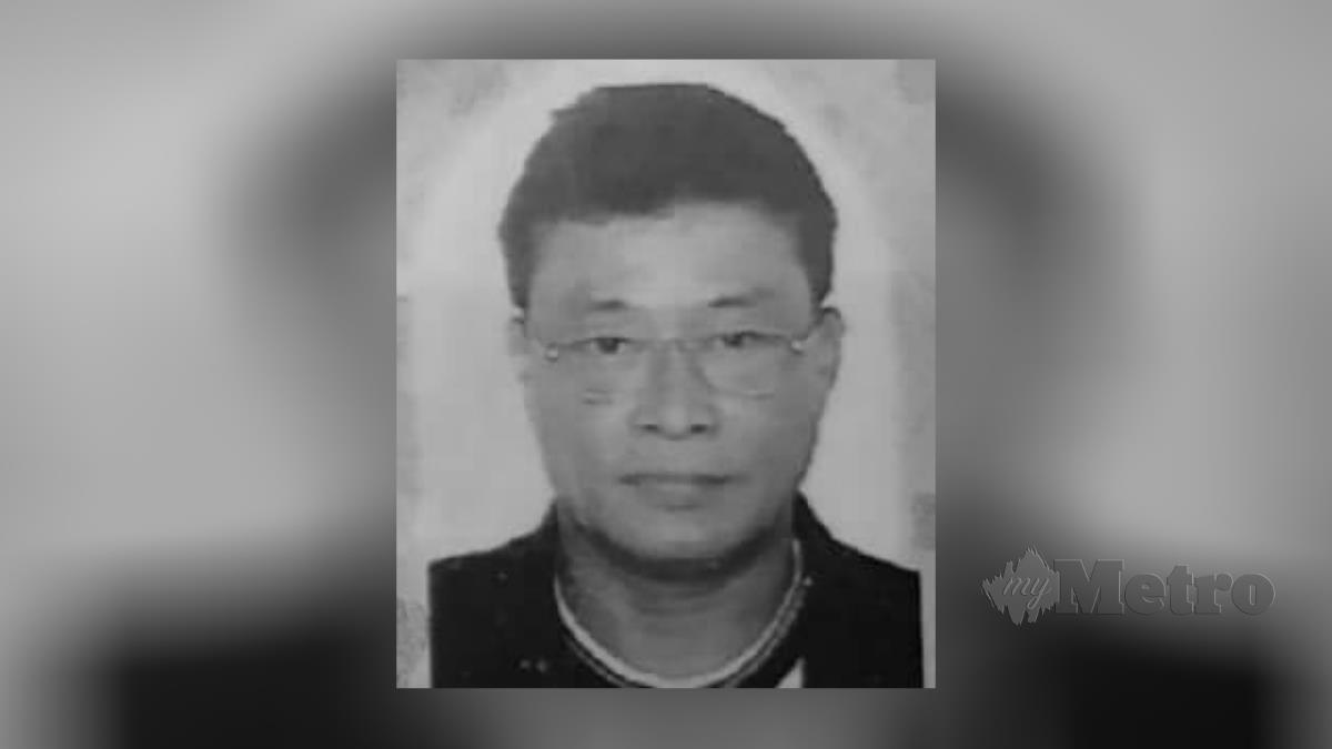 Suhaimi ditemui meninggal dunia di sebuah rumah di Lorong 5, Kampung Cina Tapah, Batu 22 Jalan Kuching-Serian di sini, semalam. Foto Melvin Joni