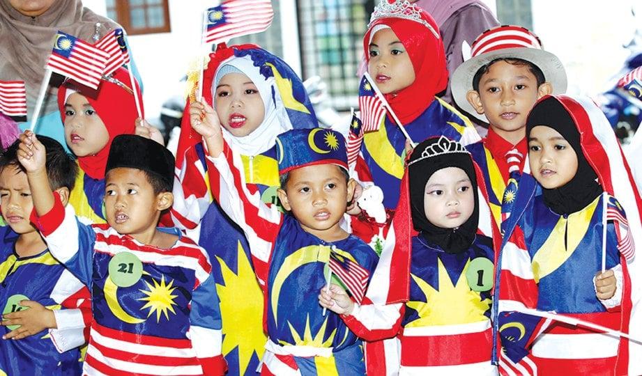 Semangat Patriotik Golongan Muda