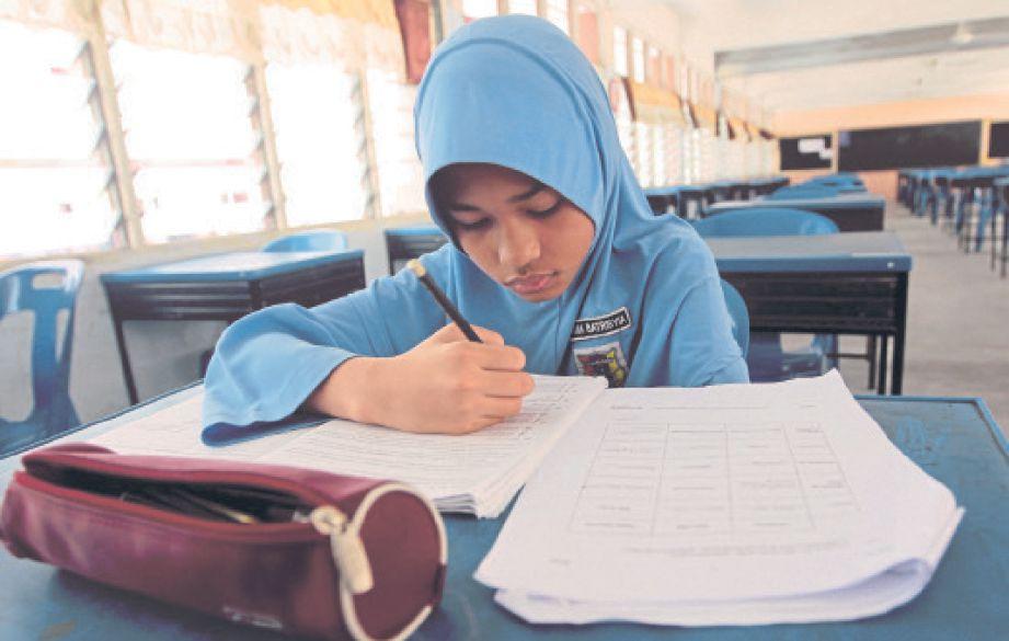 USAHA berterusan perlu dilaksanakan bagi membantu pelajar menguasai subjek Sains dan Matematik. - Gambar hiasan