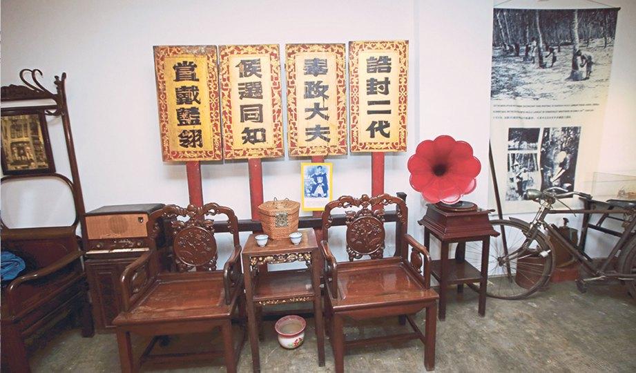 PLAK berusia lebih 100 tahun daripada Dinasti Qing di China.