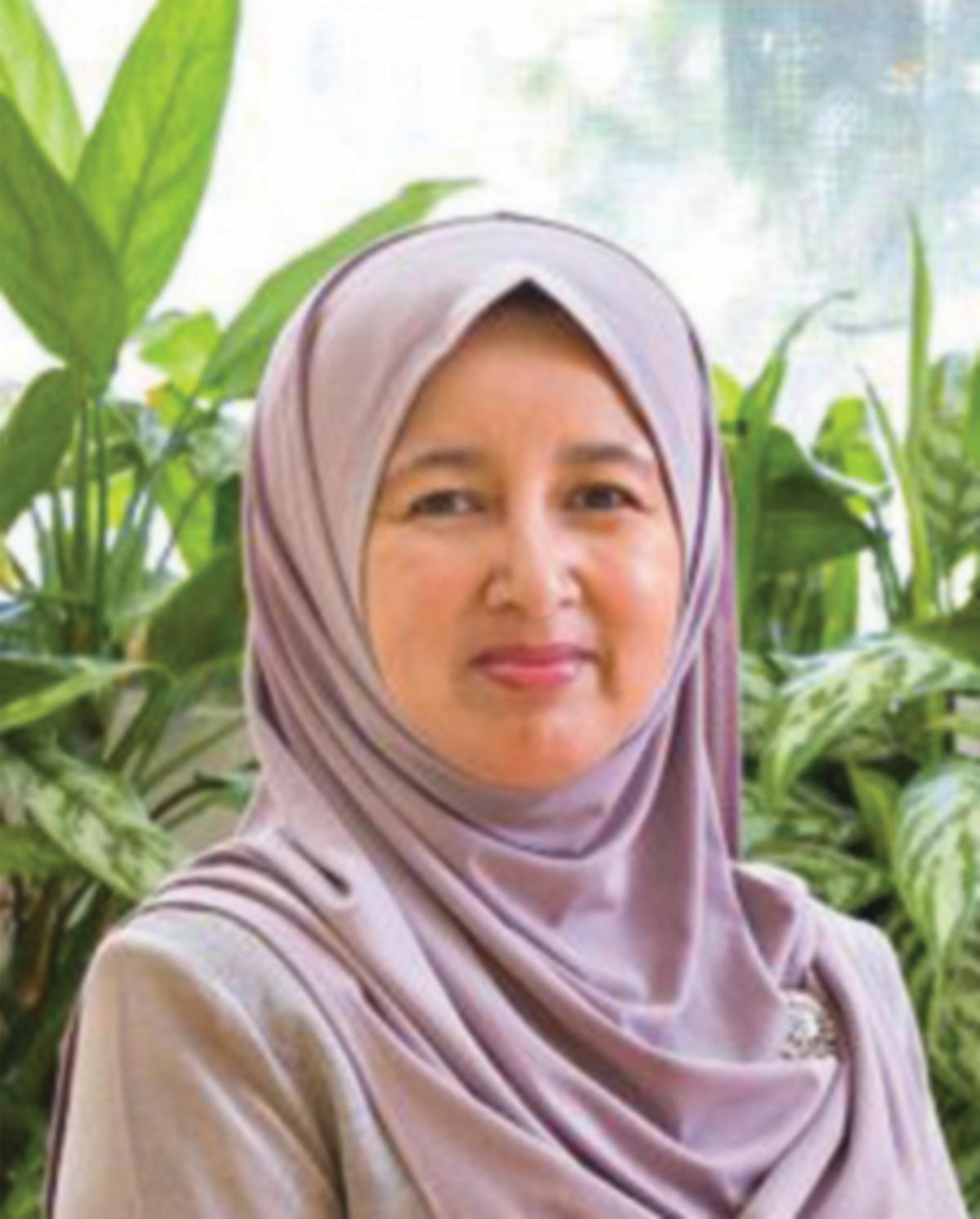 Dr Nazimah