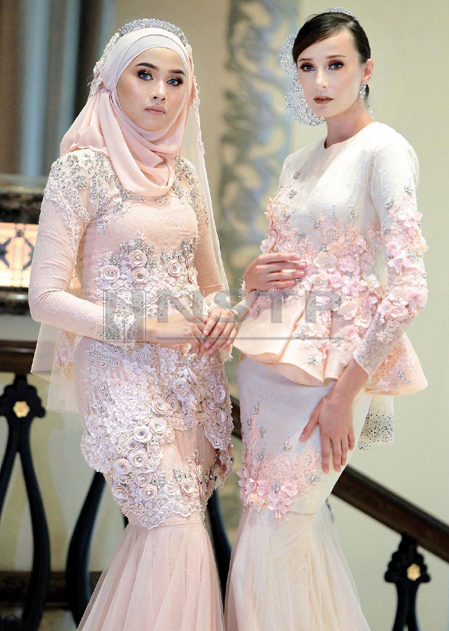 Fesyen Baju Ibu Pengantin