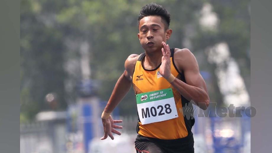The Speedy Jantan tidak pertahan pingat emas pada Sukan SEA. FOTO NSTP