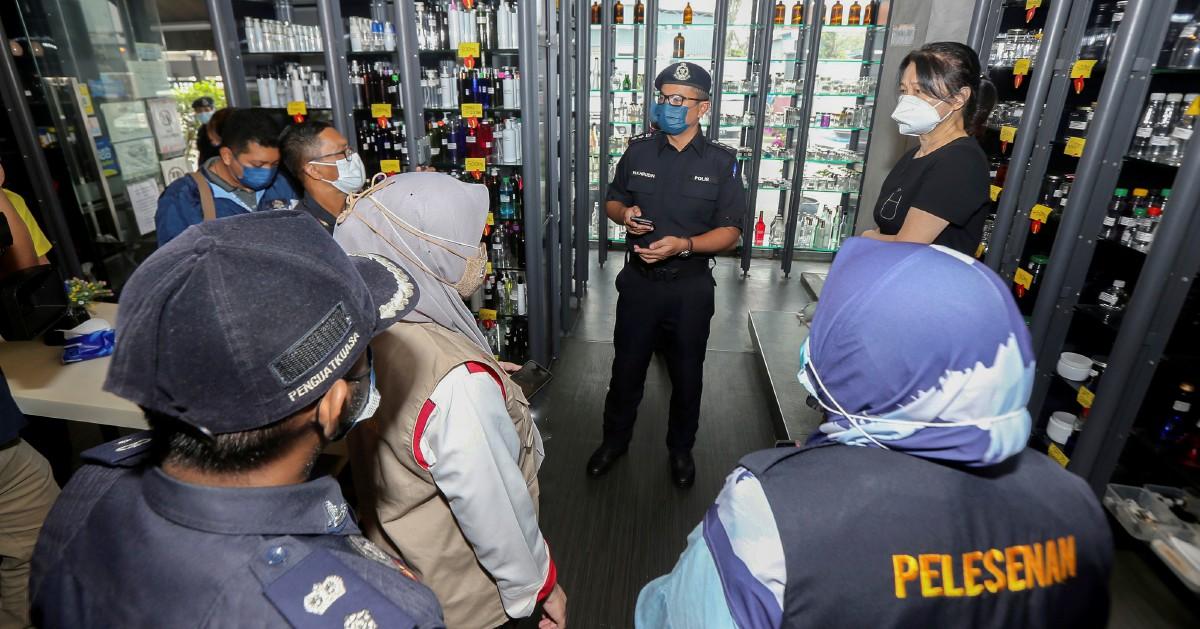 Kompaun RM189,500 hasil pemeriksaan ke atas 15 kilang
