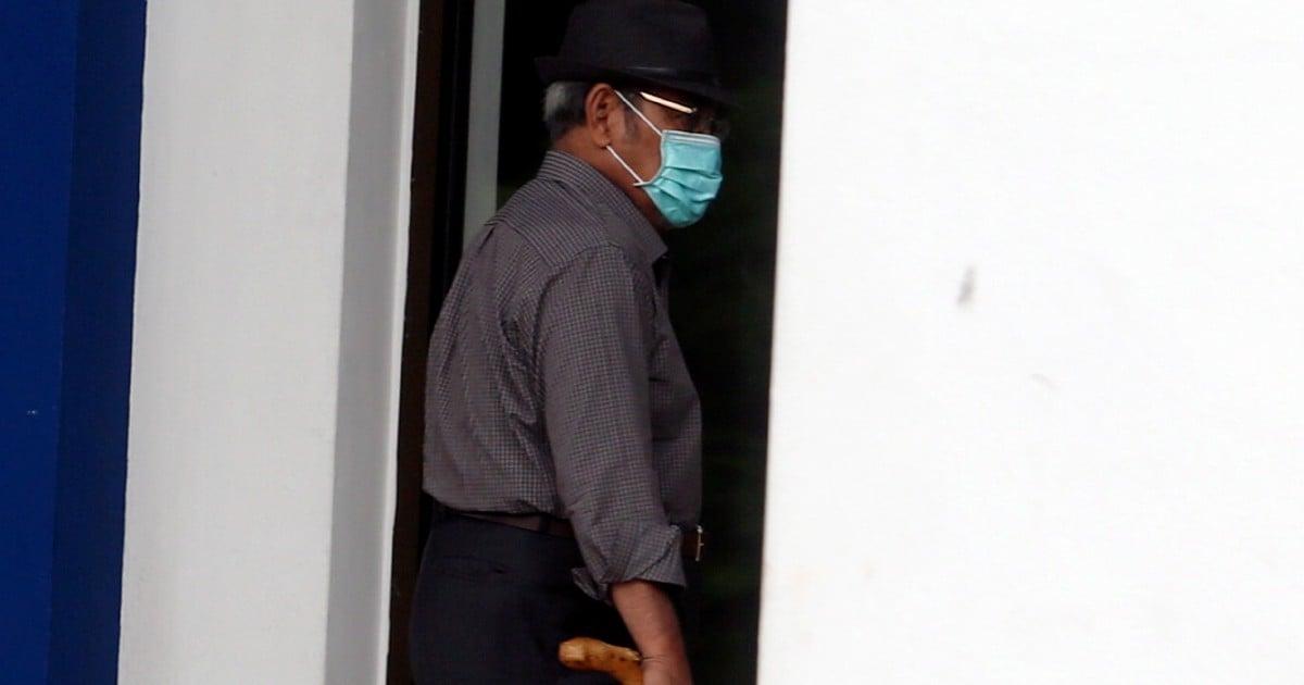 Tajuddin ditahan SPRM