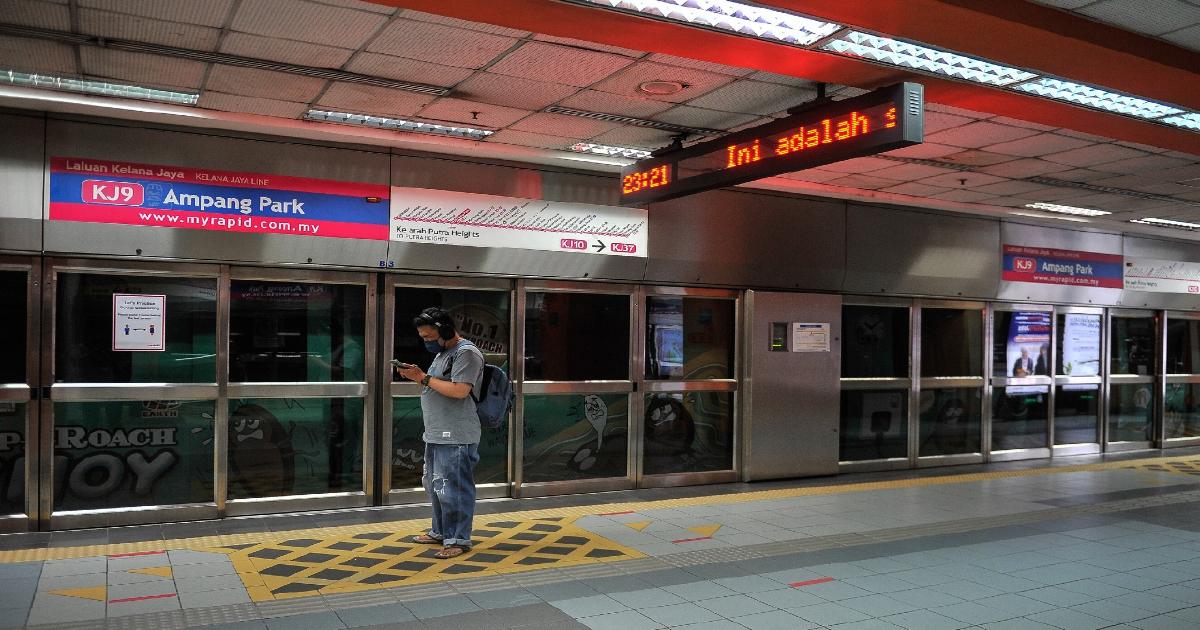 Insiden LRT: Kemalangan LRT akibatkan cedera parah pertama kali berlaku