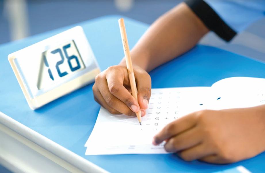 DI KUMON anak dilatih dengan pembelajaran kendiri.