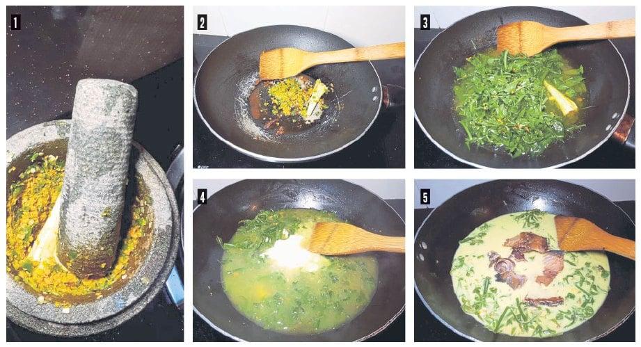 memasak rebung santan kuning aneka resep terbaik Resepi Masak Lemak Cili Api Labu Air Enak dan Mudah
