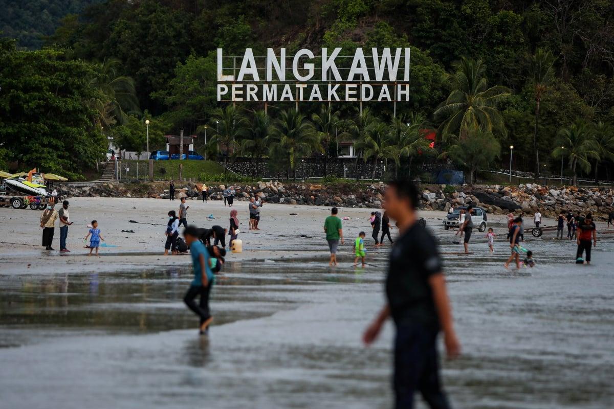 PULAU Langkawi. FOTO Luqman Hakim Zubir