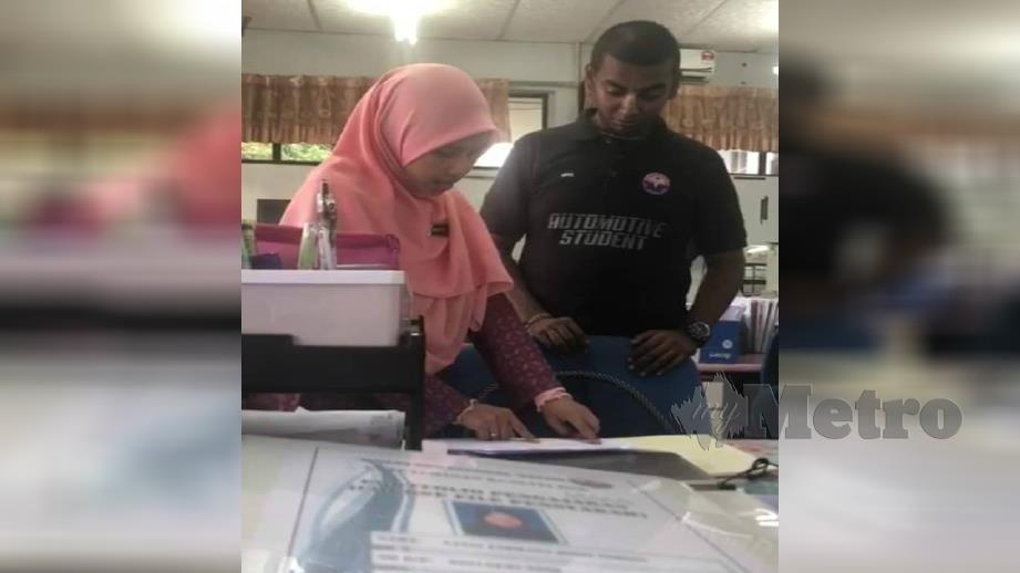 VIDEO dirakam ketika Nur Aiesyah berkomunikasi dengan pelajarnya