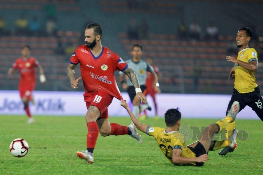 LIGA Super diurus oleh MFL sejak tiga tahun lalu. — FOTO Syarafiq Abd Samad