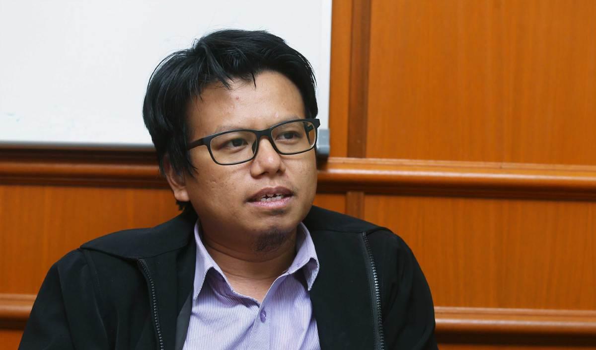 Mohd Fahimee. FOTO Rohanis Shukri