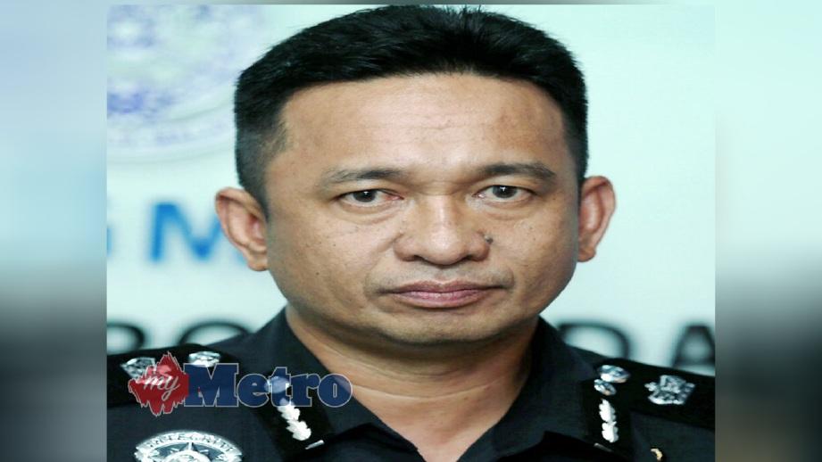 KETUA Polis Daerah Kota Kinabalu Asisten Komisioner Habibi Majinji. FOTO Arkib NSTP