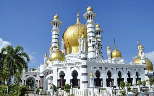 Simbol Kesenian Islam Harian Metro