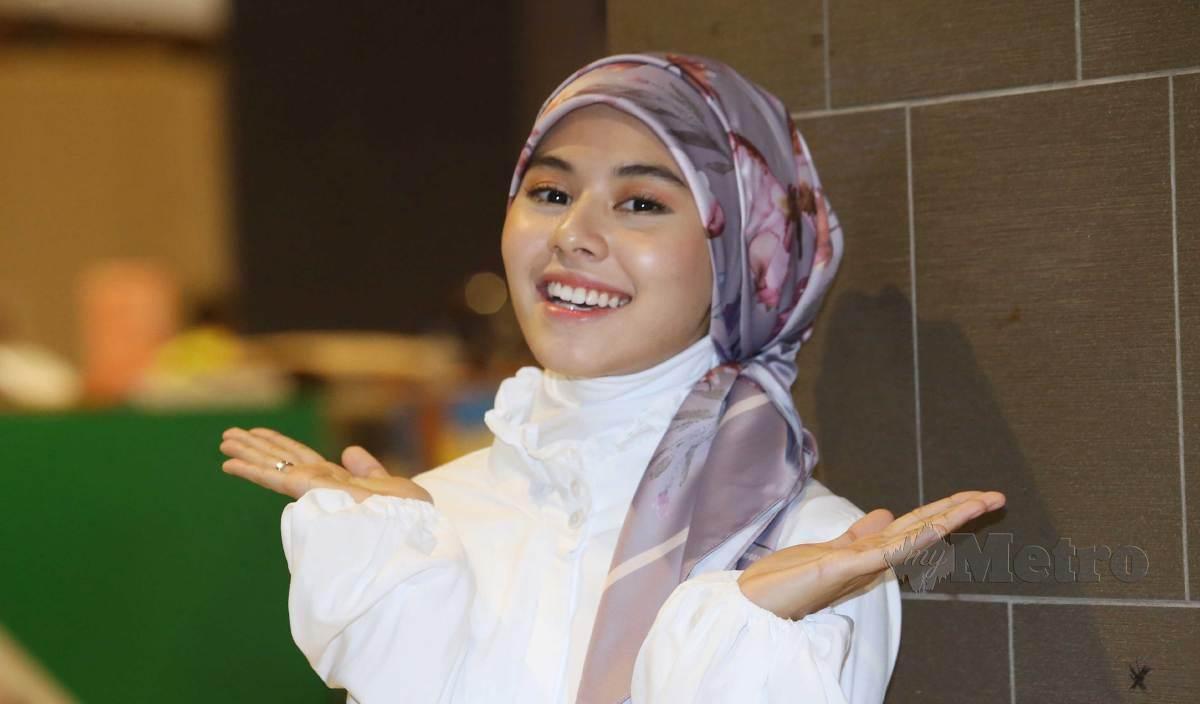 MASYA Masyitah. FOTO Arkib NSTP