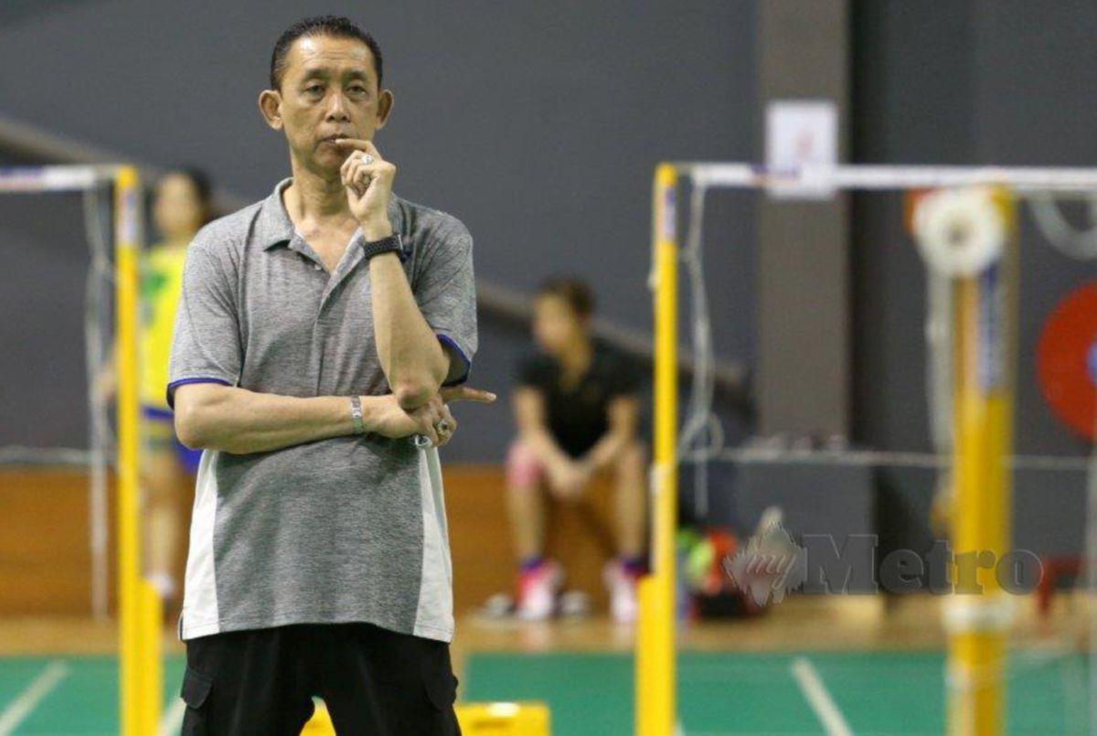 MISBUN gembira ada di antara anak buahnya miliki perwatakan seperti Chong Wei.