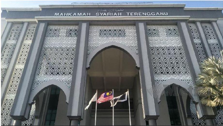 MAHKAMAH Syariah Terengganu. FOTO FB