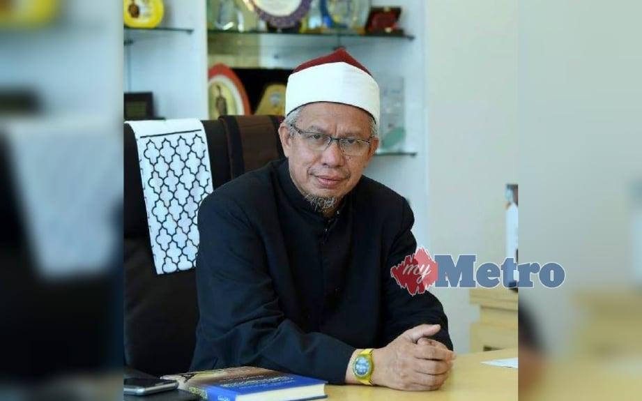 Dr Zulkifli Mohamad. FOTO Ihsan FB Rasmi Mufti Wilayah Persekutuan