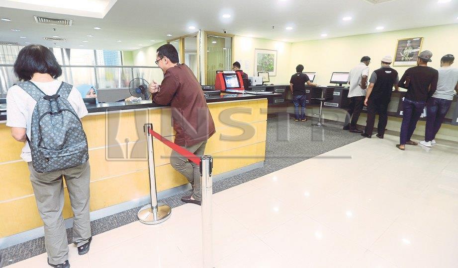 AKPK sentiasa menyediakan perkhidmatan pengurusan wang yang diperlukan orang ramai secara percuma. FOTO Rohanis Shukri