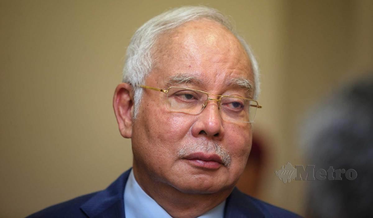 Najib dikompaun RM3,000
