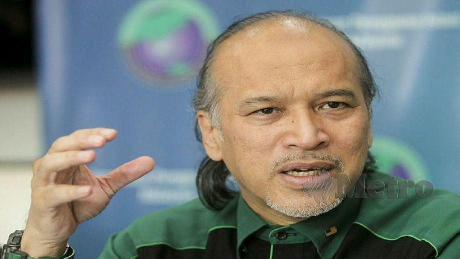 Datuk Nadzim Johan. FOTO Arkib NSTP