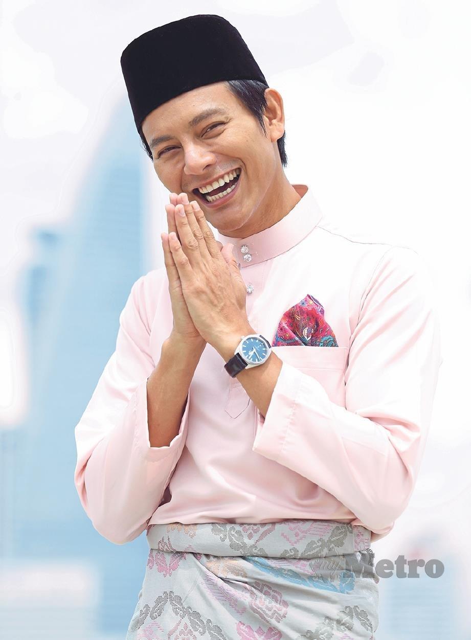 NAZIM beraya seminggu di Johor Bahru.