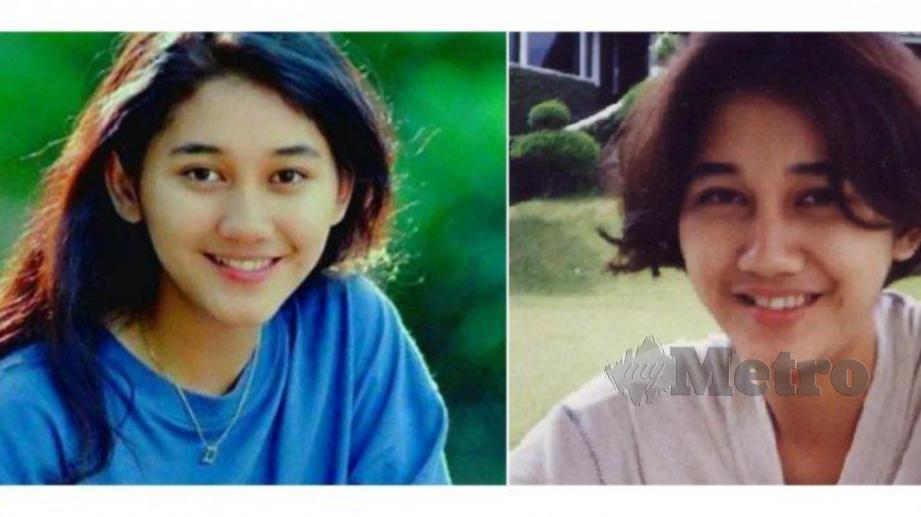 NIKE Ardilla meninggal dunia selepas kereta dipandu terlanggar konkrit jalan. -Foto Tribun Jateng