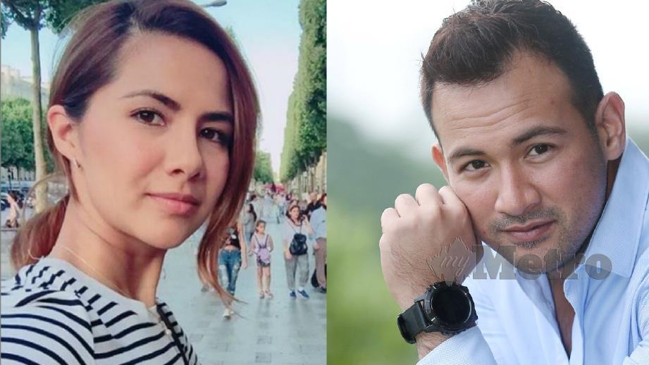 NOOR Nabila (kiri) dan Sharnaaz. FOTO Ihsan IG Noor Nabila dan Arkib NSTP