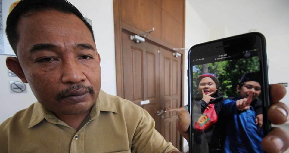 Bekas Suami Datuk Seri Vida Dakwa Dihalang Bertemu Anak Harian Metro