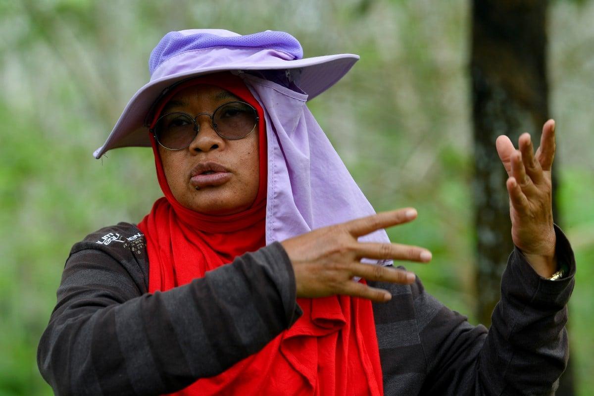 CHAHAYA Abdul Manan. FOTO BERNAMA