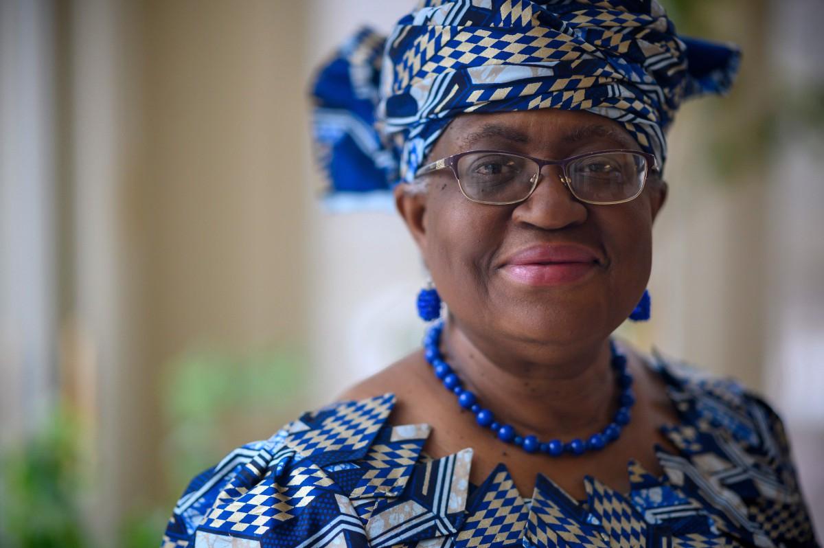 NGOZI Okonjo-Iweala. FOTO AFP
