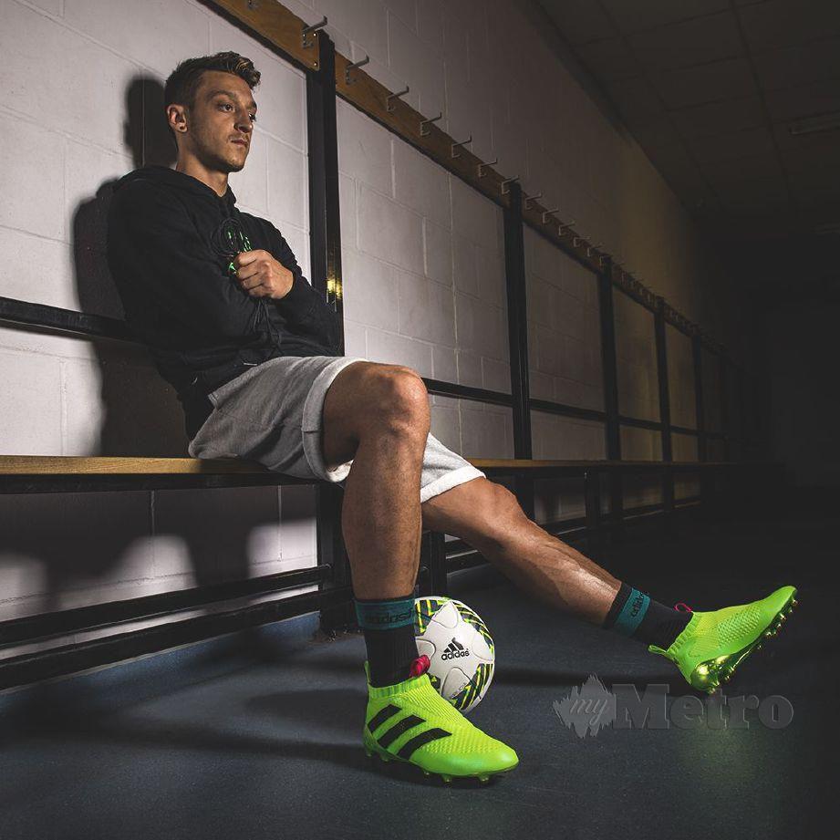 Mesut Ozil. FOTO Agensi