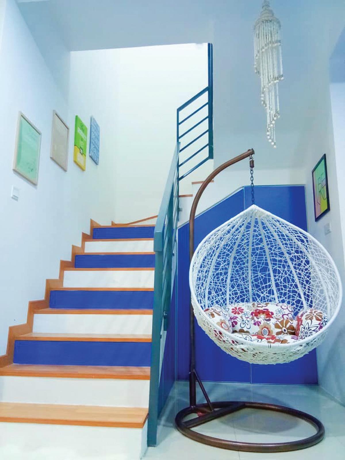 RUANG tangga