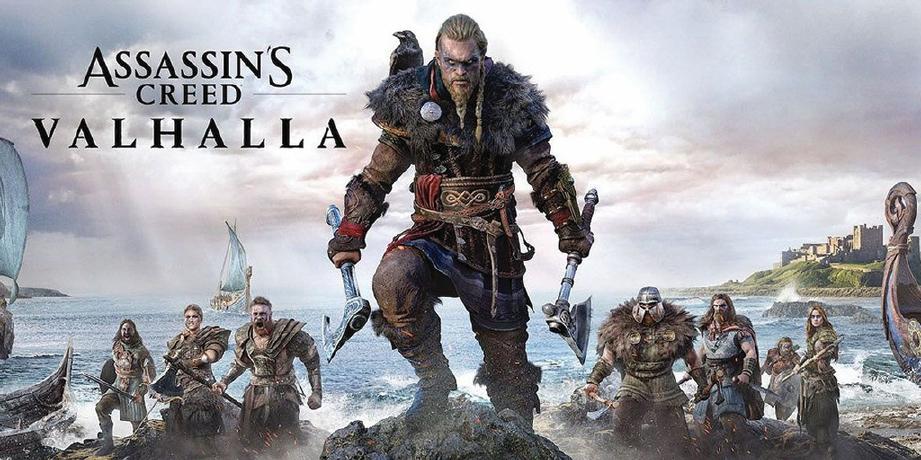 UBISOFT bakal lancarkan judul permainan AC: Valhalla tahun ini yang menggunakan latar masa Viking.