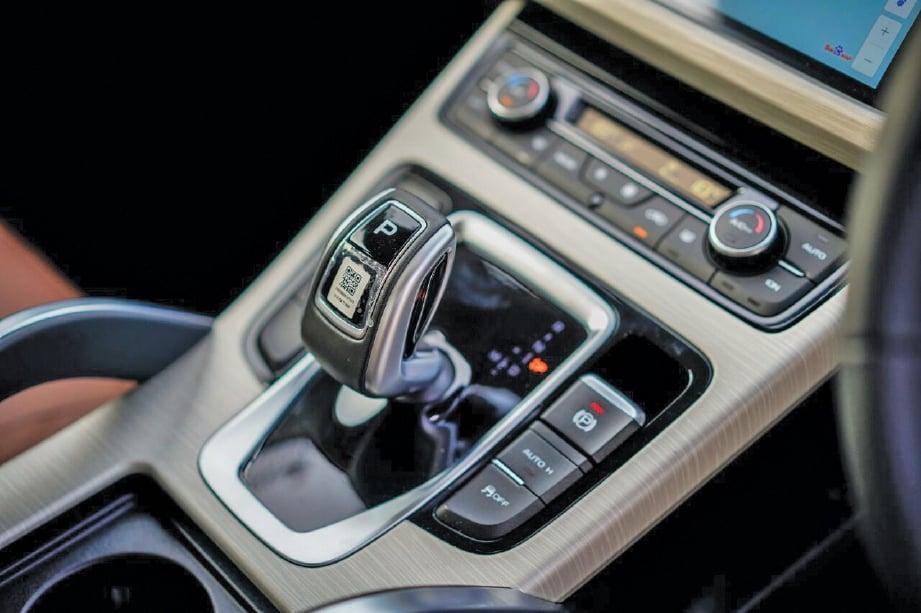 DILENGKAPI Transmisi Klac Berkembar tujuh-kelajuan (7-DCT) bagi menggantikan Transmisi Automatik enam kelajuan (6AT) yang digunakan sebelum ini.