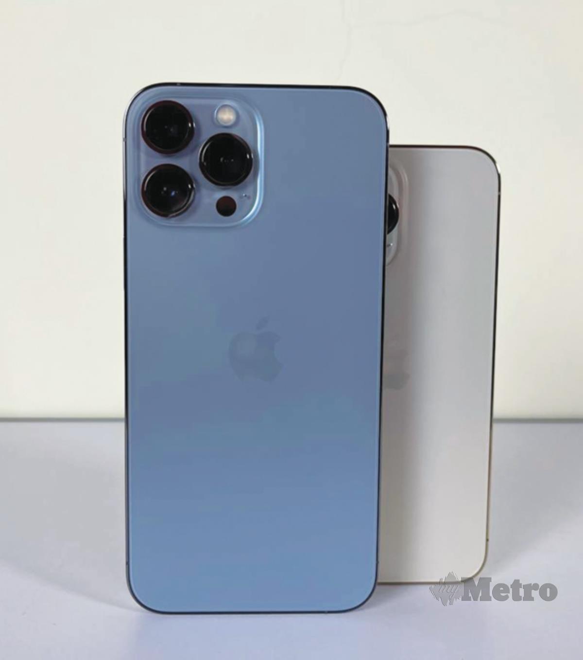 IPHONE 13 Pro dan versi Pro Max menampilkan beberapa ciri khusus dan untuk semua variasi, prestasi kamera sudah dipertingkatkan.